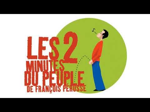 Les 2 minutes du peuple – Tribunal - Hacker – François Pérusse (Europe)