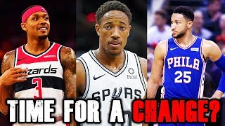 Which NBA STARS Will Change Teams Next?