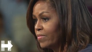 First Lady Michelle Obama on voting | Hillary Clinton