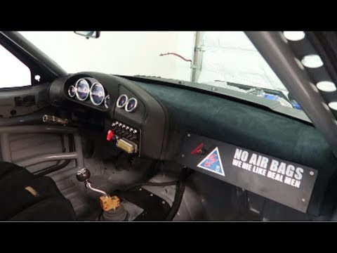 M3 Dash Conversion On Foxbody (Part 1)