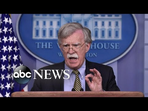 John Bolton out, remembering 9/11, Antonio Brown allegation and more| ABC News