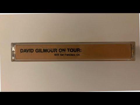 David Gilmour: 6/26/1984