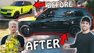 BEST FRIEND HIT MY CAR AND RIPPED OFF MY WRAP! (Payback Coming)