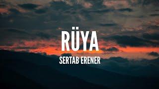 Sertab Erener / Rüya (Lyrics) Resimi