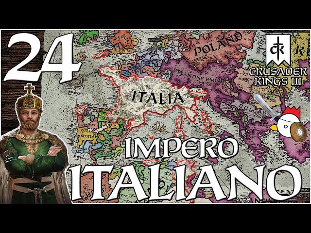 QUESTA CE LA PAGA! | Crusader Kings 3 ITA - IMPERO D'ITALIA #24
