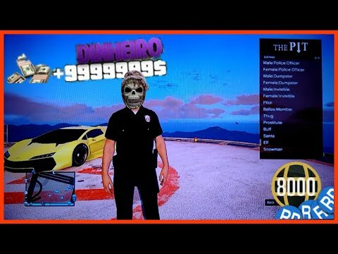Download Ps3 Gta 1 28 The Pit Mod Menu Recovery Modded