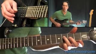 Heart-Shaped Box Guitar Lesson - Nirvana