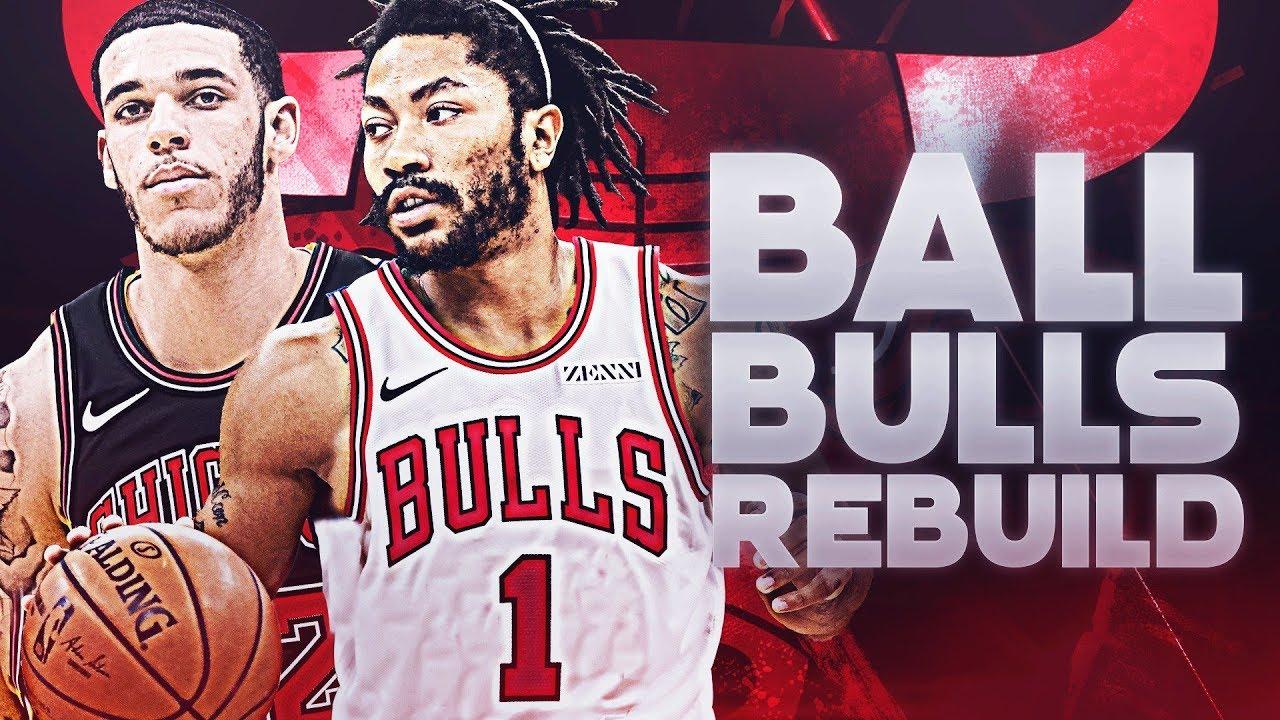 1ce536d11053 Lonzo Ball Traded! Derrick Rose Returns! Chicago Bulls Rebuild