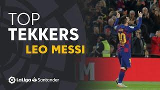 LaLiga Tekkers: Hat-trick de Messi frente al RC Celta