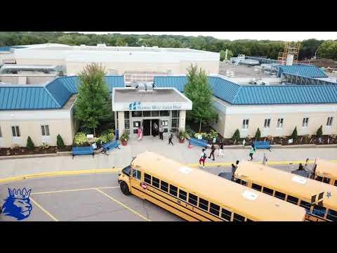 MTI Buses @Hopkins West Junior High School