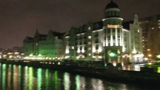 Pixel XL видео ночью. Full HD 30 fps (stabilization on)