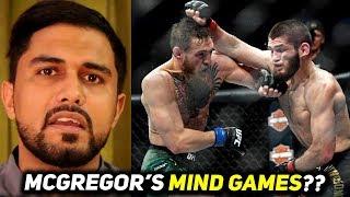 Khabib vs Mcgregor Fight | How Conor Mcgregor Failed in Mind Games?