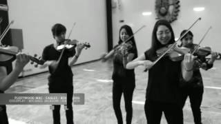 Grupo de violines CRESCENDO