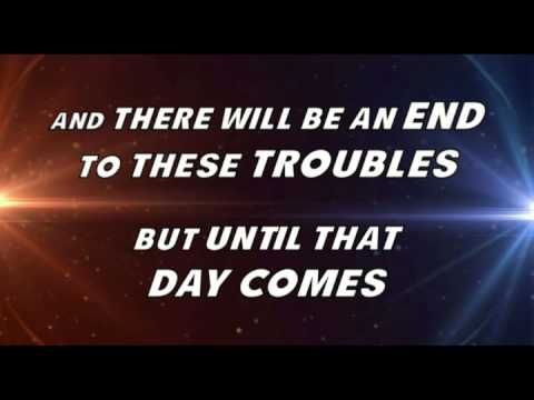You Never Let Go - Matt Redman with Lyrics