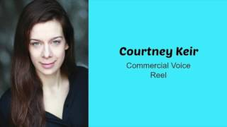 Courtney Keir- Commerical Voice Reel
