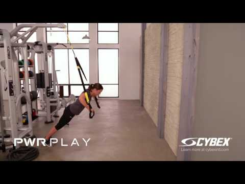Cybex PWR PLAY - TRX Chest Press
