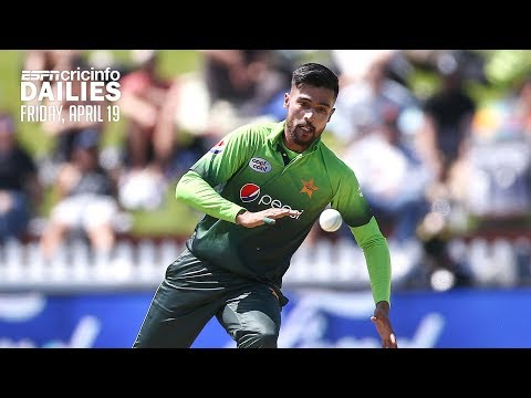 Amir left out of Pakistan's World Cup squad | Daily Cricket News