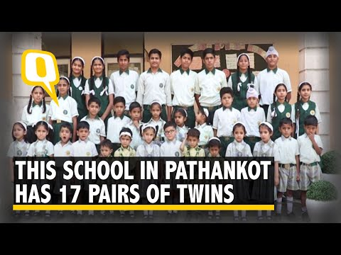 This school is the preferred choice for parents of identical twins | The Quint