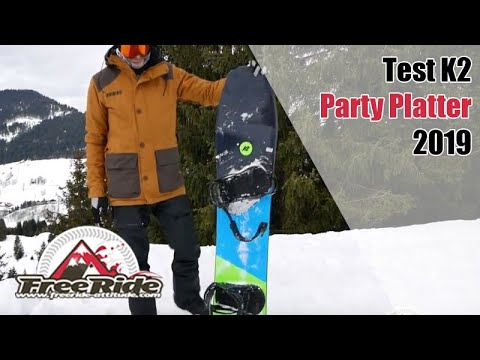 K2 Party Platter Snowboard 2019 Mens