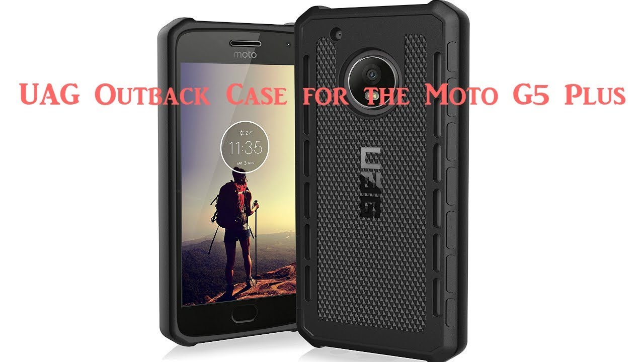 release date: 47dac d908d UAG Outback Case for the Moto G5 Plus