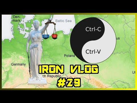 Każdy każdego - Worek z pozwami otwarty - Iron Vlog #29