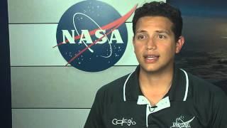 NASA - NASA 2012 Hispanic Heritage Month Profile - Andres Adorno - Kennedy Space Center - online
