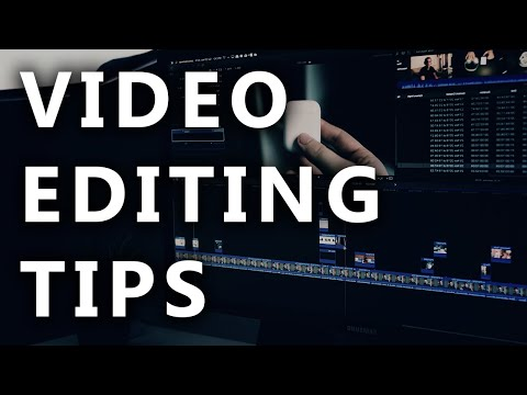6 Video Editing Techniques For Beginners That Will CHANGE YOUR LIFE