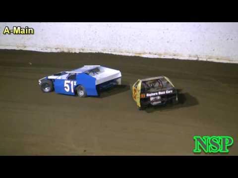 June 25, 2016 Dirt Cup Washington Modified Tour A-Main Skagit Speedway