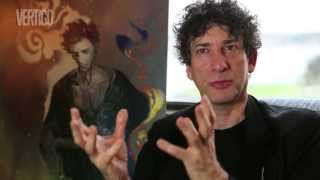 SDCC 2013: Neil Gaiman on Sandman: Overture