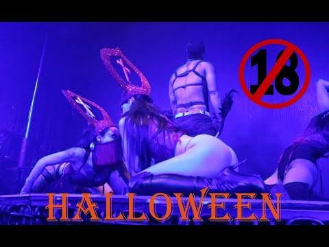 HALLOWEEN PARTY IN HANGZHOU / THIS IS HOW WE PARTY