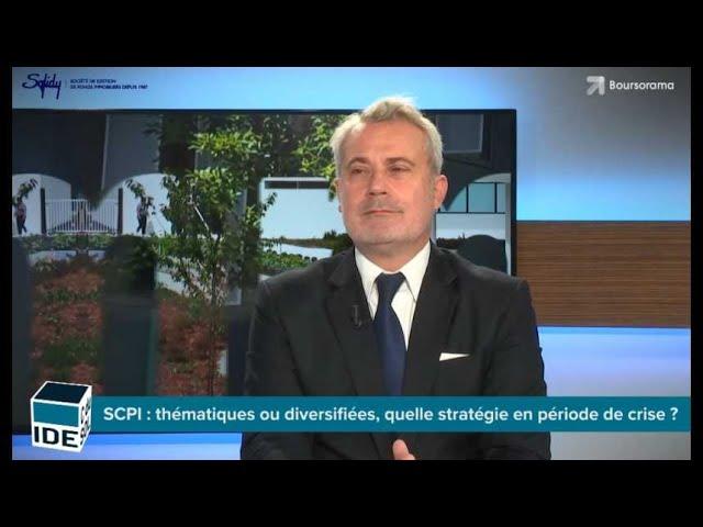 SCPI : thématiques ou diversifiées, quelle stratégie en période de crise ?