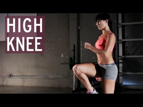 High Knee - XFit Daily