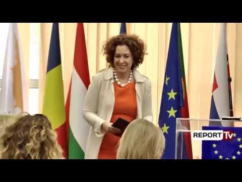Report TV - Progres raporti, Vlahutin: Shqipëria ka arsye për të qenë e gëzuar