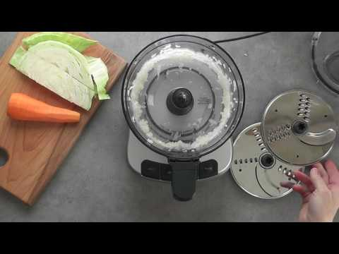 Cuisinart Mini Prep Plus Food Processor Review Funnydog Tv