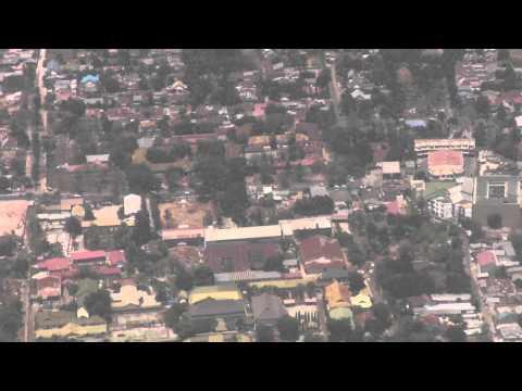 TransNusa Flight from Kupang to Kalabahi, Alor Island クパンからアロール島カラバヒへ