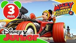 Die 5 besten Erfindungen - Micky und die flinken Flitzer | Disney Junior Kurzgeschichten