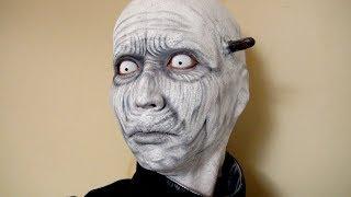 アイメイク変えてみた!(Mr.X)タイラントメイク方法(化粧) Mr.X (Tyrant) Makeup Tutorial (Resident Evil 2) バイオハザード RE2