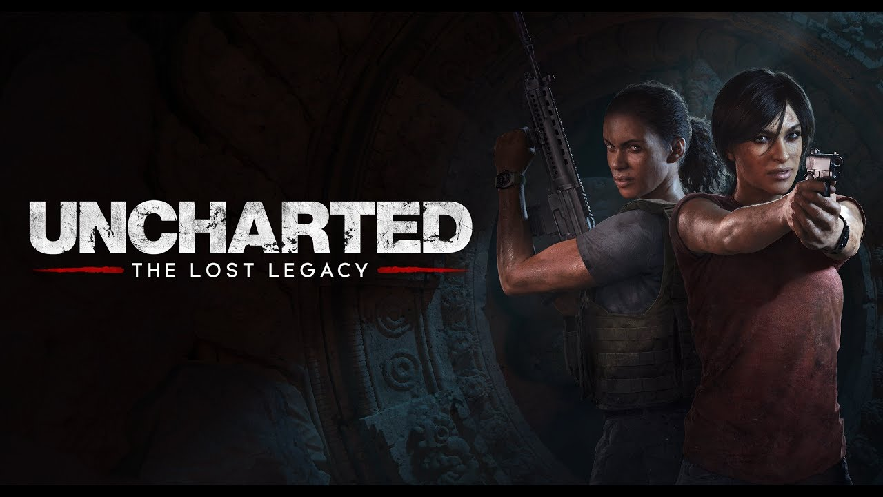 Uncharted The Lost Legacy Get To The Red Door House Youtube