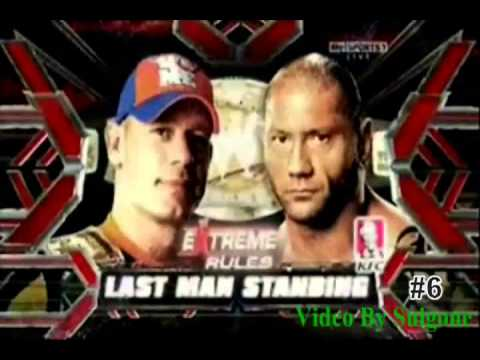 $ Wwe Top 15 Matches Of 2010