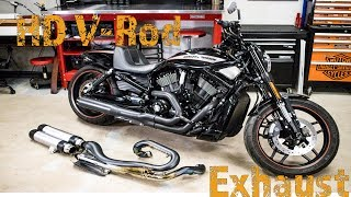 Harley Davidson V Rod Exhaust , Let'S Dive Into It