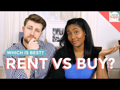 Renting vs Buying a House – Is renting wasting money? Is home ownership even worth it?
