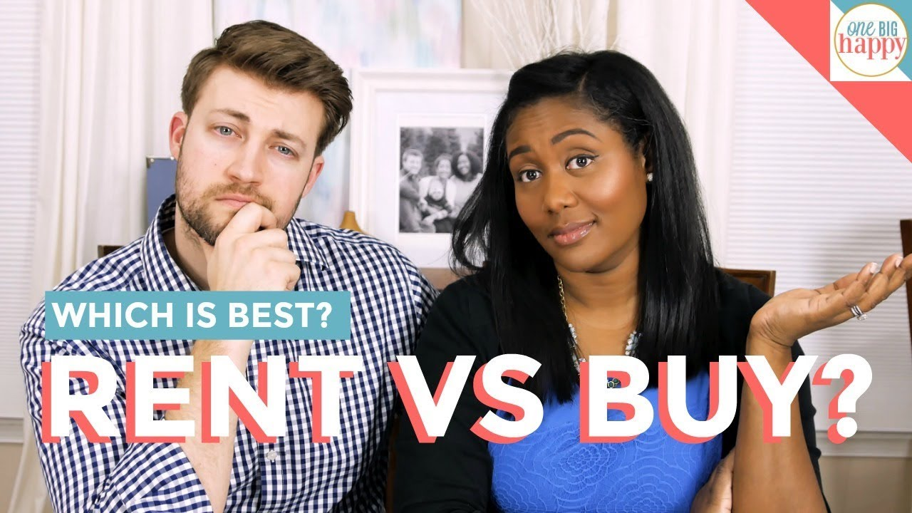Renting vs Buying a House - Is renting wasting money? Is home ownership even worth it? - YouTube