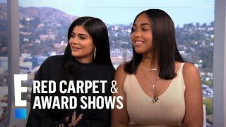 Kylie Jenner & Jordyn Woods Spill on Friendship | E! Live from the Red Carpet