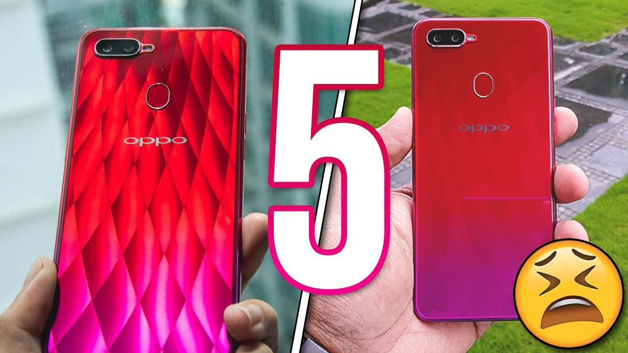 is there any heating problem in Oppo F9 Pro? | 91mobiles com