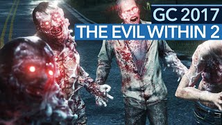 The Evil Within 2 - Gameplay-Demo zeigt offene Spielwelt in der Horrorstadt Union