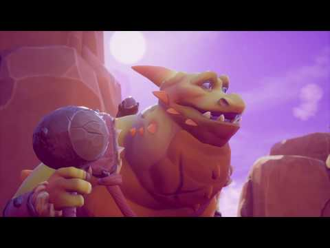 Spyro The Dragon Reignited Trilogy 100% Trockene Felsschlucht