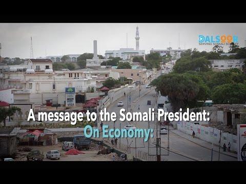 Kobcinta Dhaqaalaha Soomaaliya - Growing Somali Economy