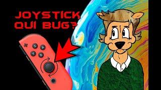Résoudre le problème de Joystick Joycon Switch