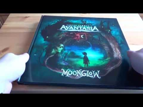 c7787e107 UNBOXING   Moonglow (Avantasia) - Earbook (artbook) edition - YouTube