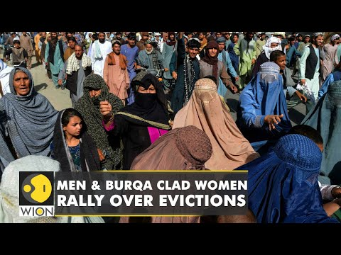 Afghanistan: People asked to vacate houses in 3 days & hand it over to Taliban | Latest English News